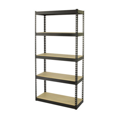 Tactix 5-Shelf Rack 86.5 x 35.5 x 183 cm TTX-329016