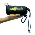 BagPodz Reusable Bag and Storage System (Contains 5 Bags) - Cayenne Red - BPZ-5P0-RED