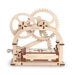 Ugears Mechanical Box - 61 Parts - 3D Wooden Puzzle - Mechanical Model - UGR-70001