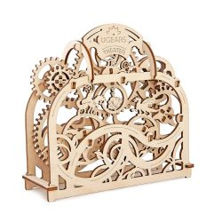 Ugears Theatre - 70 Parts - 3D Wooden Puzzle - Mechanical Model - UGR-70002