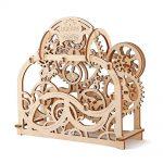 Ugears Theatre - 70 Parts - 3D Wooden Puzzle - Mechanical Model - UGR-70002