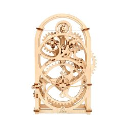 Ugears Timer For 20 Minutes - 107 Parts - 3D Wooden Puzzle - Mechanical Model - UGR-70004