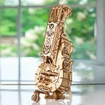 Ugears Hurdy-Gurdy - Parts - 3D Wooden Puzzle - Mechanical Model - UGR-70030