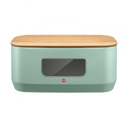 Hailo Germany - Bread Bin Kitchen Line Design - Mint Matt - HLO-0833-940