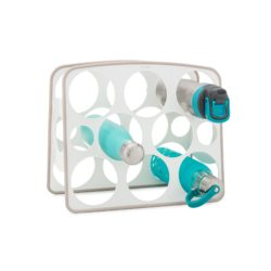 YouCopia - BottleStand - Mug and Water Bottle Organizer - White - YCA-50068