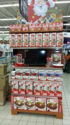 Brand;Handy Gourmet;Type of display;Gondola;Location;Bahrain